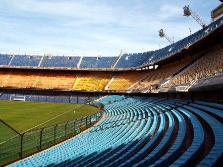 Ca Juniors stadium