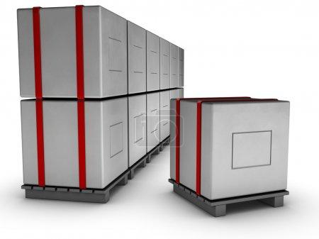 Big boxes