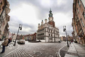 Old town hall in Poznan