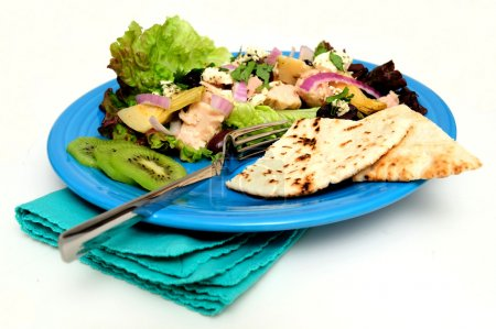 Tuna Salad With Pita Bread