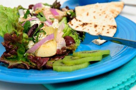 Tuna Salad With Artichoke Hearts
