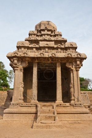 Ratha at Mahabalipuram