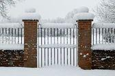 Snow entry