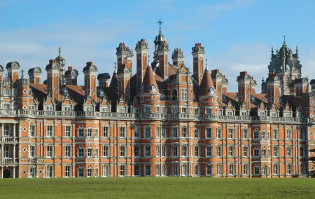 Royal Holloway building