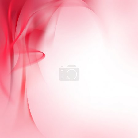 Photo for Delicate red background - Royalty Free Image