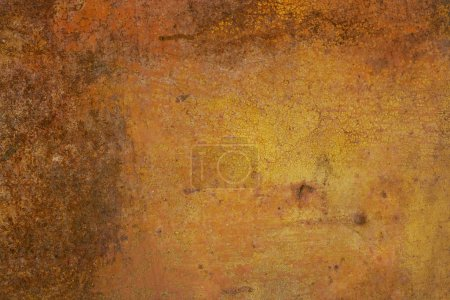Texture of rusty surface...