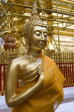 Photo for Buddhist temple in Thailand - Royalty Free Image