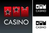 Slot and casino logo