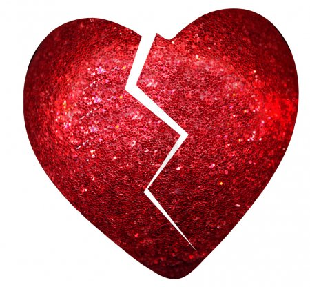 Photo for Broken heart - Royalty Free Image