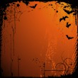 Halloween background with place for your text...