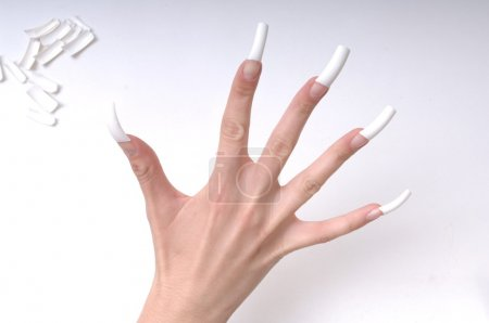 Acrylic Nails and Fingernails