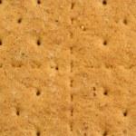 A graham cracker background macro...