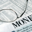 Focus on Money Investing from a newspaper...