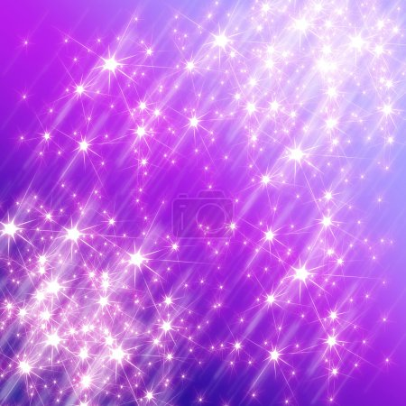 Photo for Glittering violet and purple background - Royalty Free Image