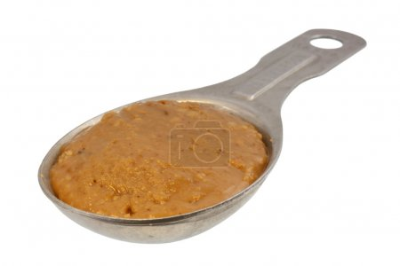 Tablespoon of creamy peanut butter