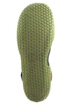 Rubber sole of water shoe