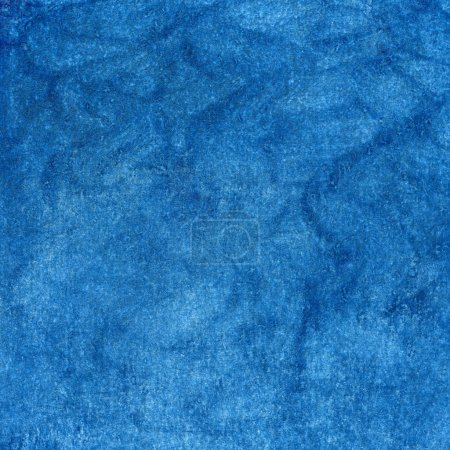 Blue rough texture - watercolor