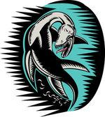 monstre du Loch ness ou le serpent de mer
