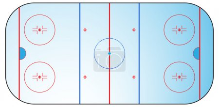 Hockey field