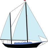 Sailing boat 2