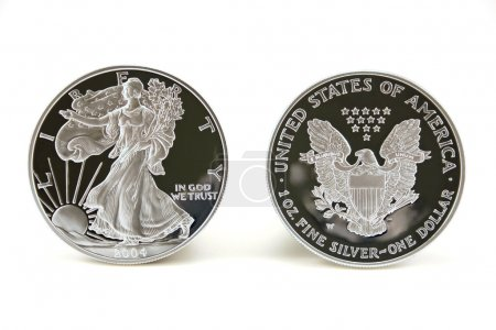 Two Silver Dollars