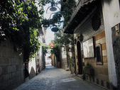 Damascus. Street in old town.
