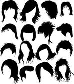 Hair - dress 2 (women and man)