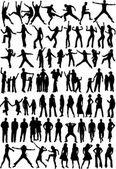 Silhouette of - Collection