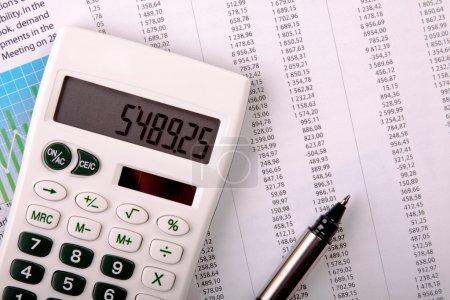 Bank Account Report