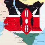 Постер, плакат: Kenya