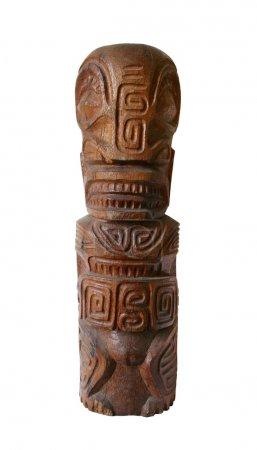 Traditional tiki