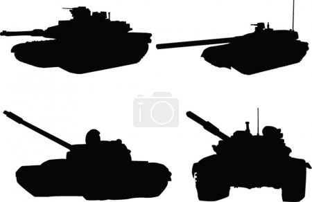 Tanks collection