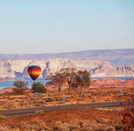 Photo pour Ballon à air - image libre de droit