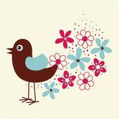 Cute bird design