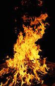 Planoucí oheň