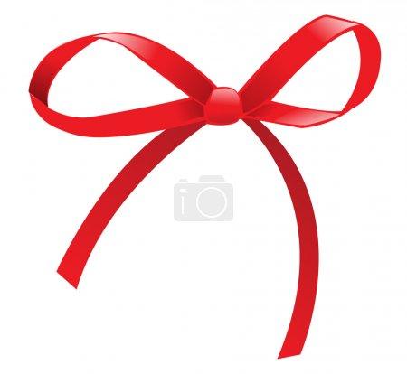 Illustration for Bow, ribbon, gift - Royalty Free Image