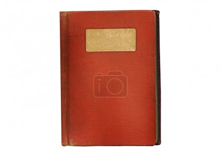 Photo pour Livre vintage - image libre de droit