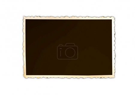 Photo for Vintage photo frame - Royalty Free Image