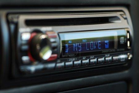My love audio car