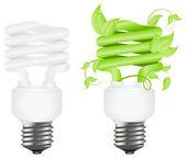 Power saving lamps
