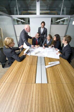 Meeting room conflict