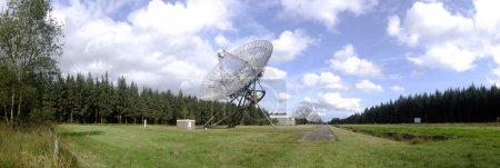 A battery of Radio Telescopes
