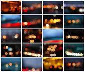 "Постер, картина, фотообои ""Traffic abstract"""