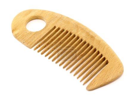 Wooden comb