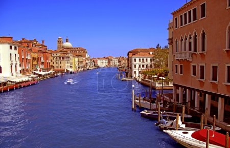 The Grand Canal in Venice 1