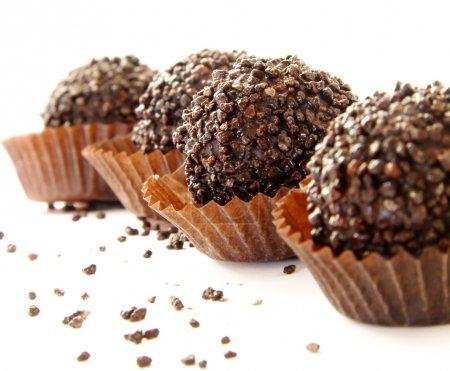 chocolats, truffes 2