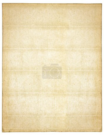 Antique paper with watermark