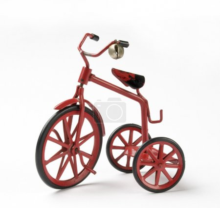 Vintage toy tricycle