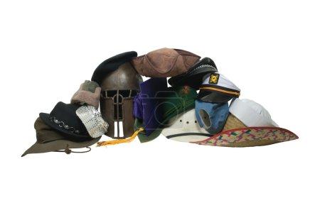 La vida de muchos sombreros