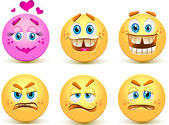 Smilies balls